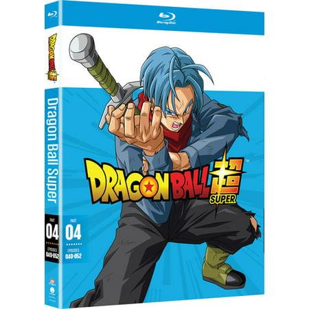 Dragon Ball Super: Part Four (Blu-ray) (Halloween 4 Blu Review)