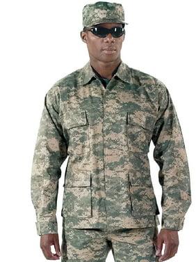 ACU Digital Camo BDU / Military Uniform Shirt