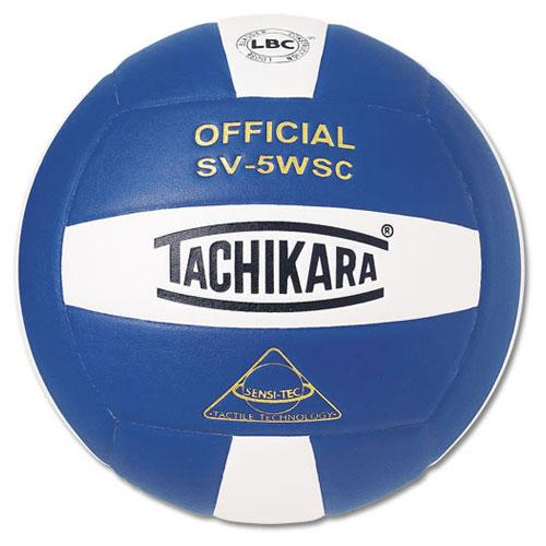 Tachikara Volleyball - Sensi-Tec Composi... Color: Cardinal/ White/ Vintage Gold