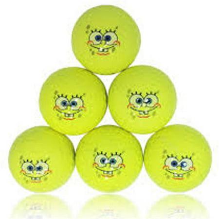 Wilson SpongeBob - Mint Recycled - 12 Golf Balls