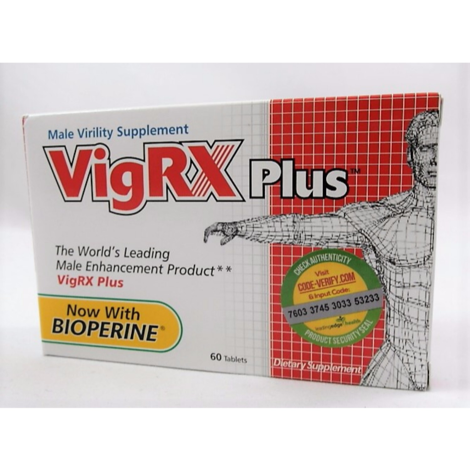 Who is the Manufacturer of VigRX Plus?