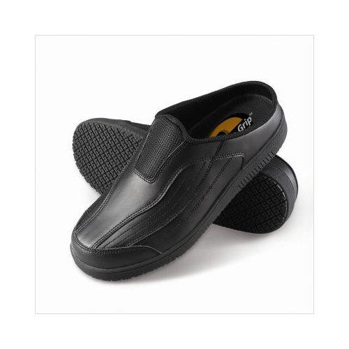 s genuine grip footwear slip resistant slip on