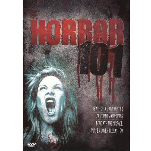Horror 101: Death Of A Ghost Hunter / Murder Loves Killers Too / Zombies Anonymous / Beneath The Surface (Anamorphic Widescreen)
