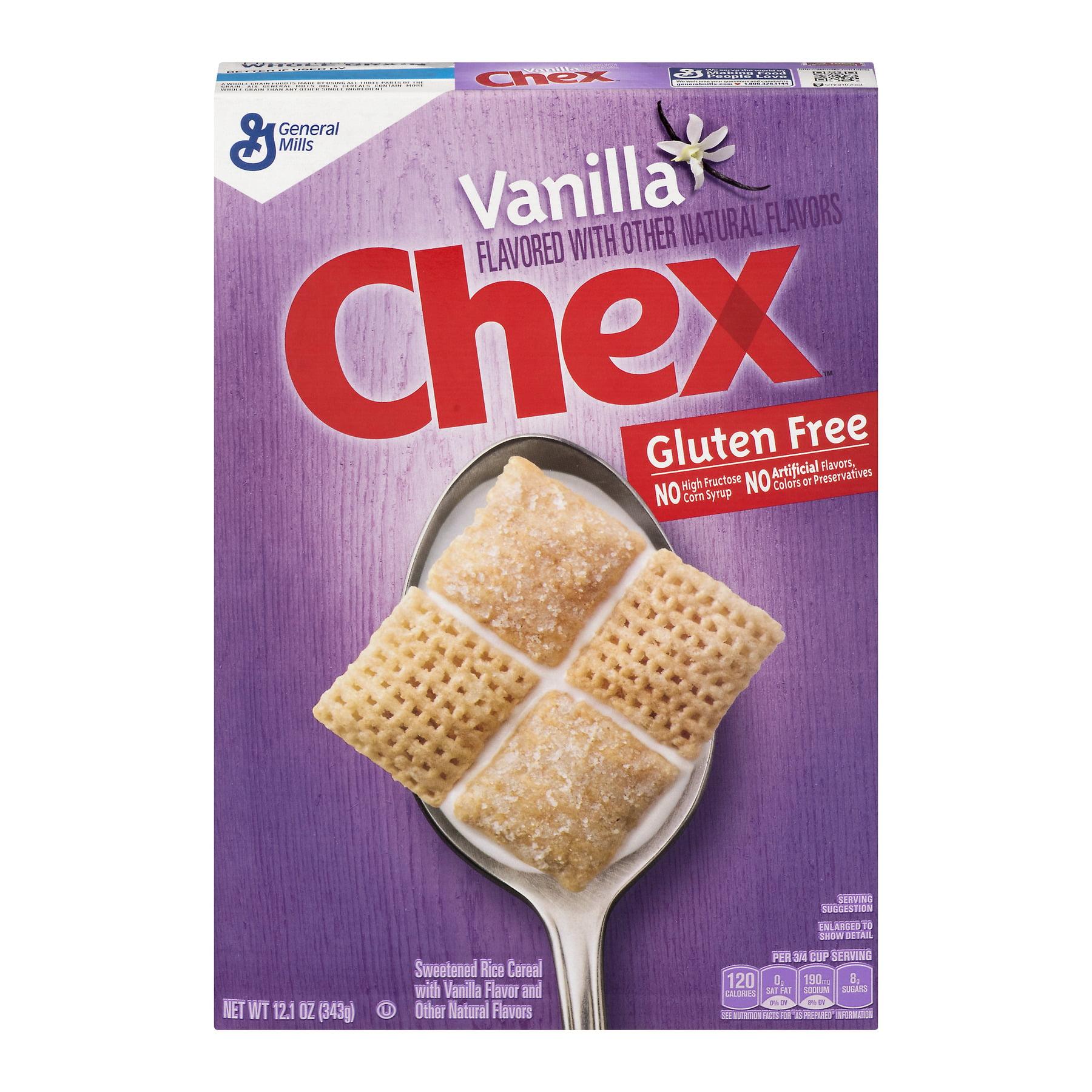 General Mills, Inc. Vanilla Chex Gluten Free Cereal 12.1 oz Box