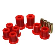 Energy Suspension 03-09 Lexus GX470 / 03-09 Toyota 4Runner 2WD/4WD Red Front Control Arm Bushing Set