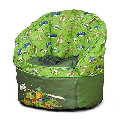 Strange Teenage Mutant Ninja Turtles Toddler Bean Bag Chair Evergreenethics Interior Chair Design Evergreenethicsorg