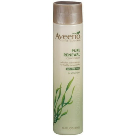 AVEENO Active Naturals Pure Renewal Conditioner 10.50 oz (Pack of