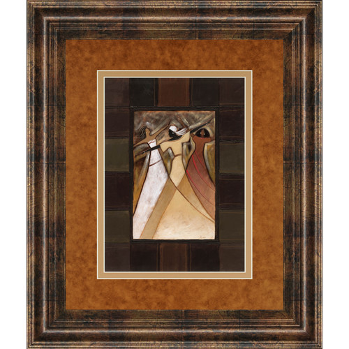 Classy Art Wholesalers Divine Grace I by Rob Hefferan Framed Painting Print by Classy Art Wholesalers