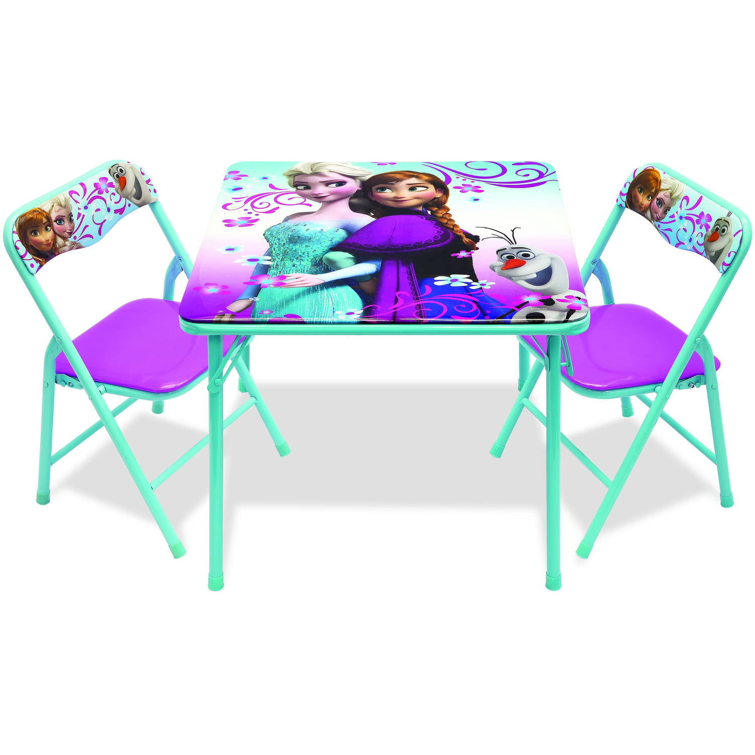 sc 1 st  Walmart & Disney Frozen Activity Table Set - Walmart.com