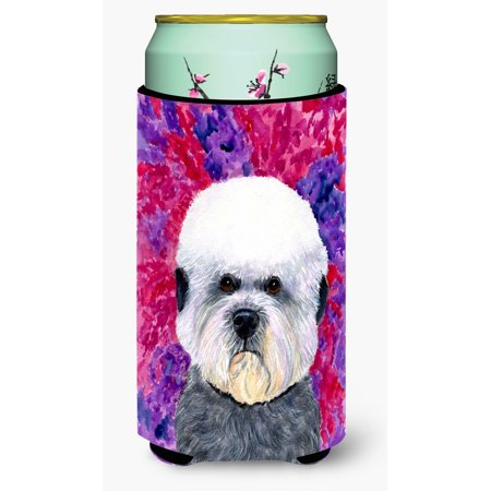 Dandie Dinmont Terrier Ultra Beverage Insulators for slim cans SS8656MUK
