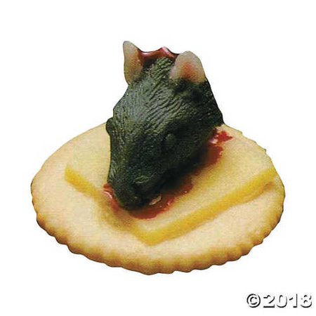 Rat Finger Food - Halloween Themed Finger Food