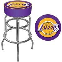 "NBA Los Angeles Lakers 31"" Padded Swivel Bar Stool"