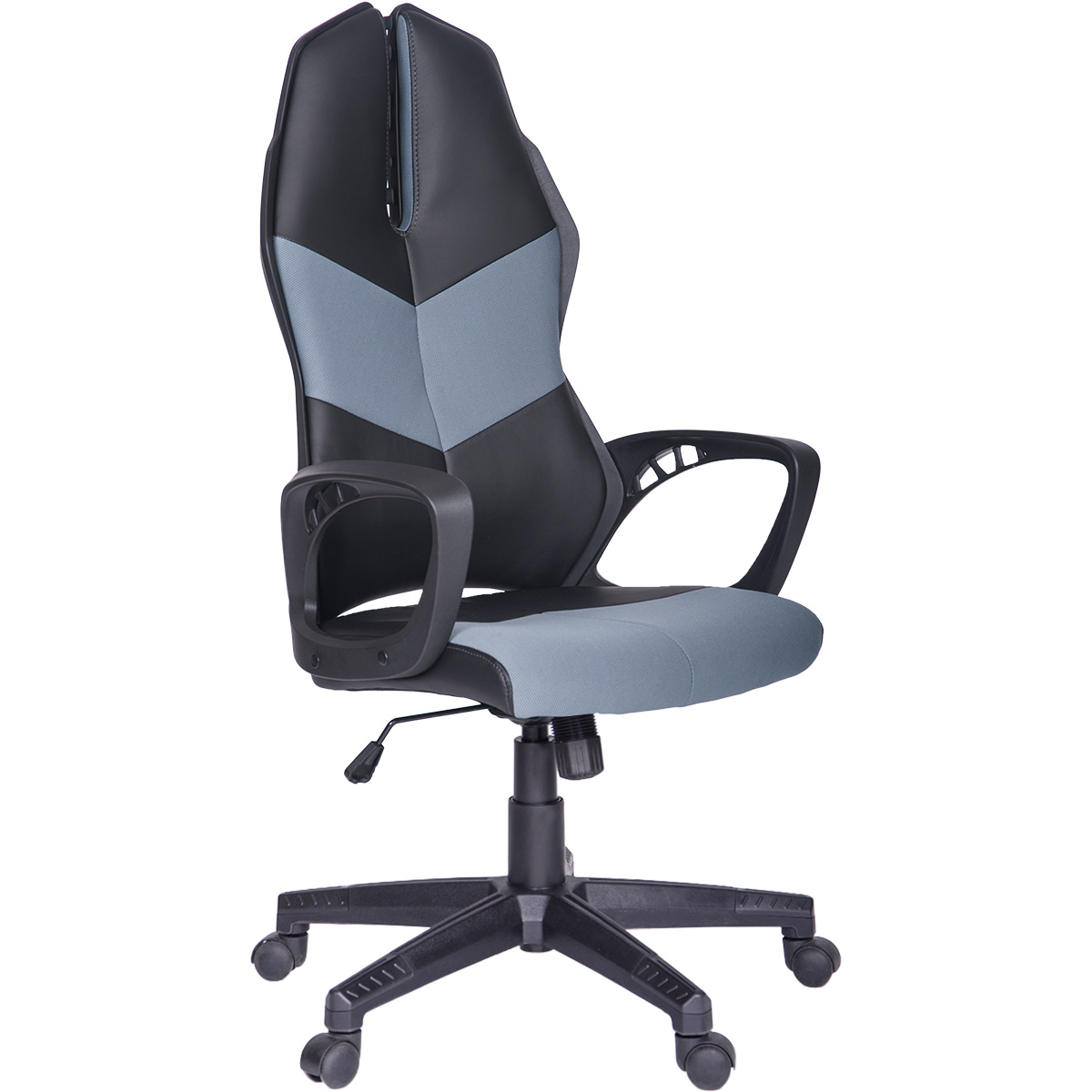 Merax Gaming Racing Style High Back Office Chair, Blue