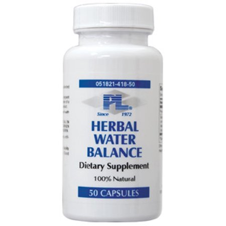 Progressive Labs  Herbal Water Balance 50 Caps
