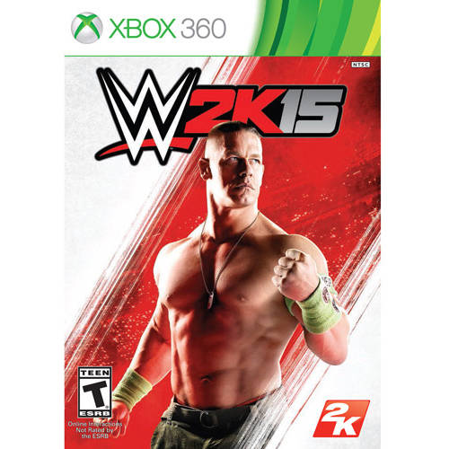 WWE 2K15 (Xbox 360) - Pre-Owned