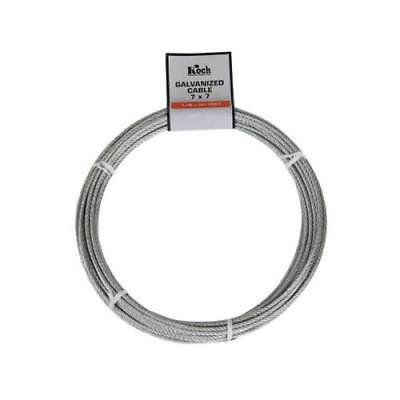 Koch Industries 7 x 7 Galvanized Cable