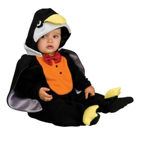 Costumes For All Occasions Ru885783I Penguin Infant 12-18 Mos - Infant Penguin Costume
