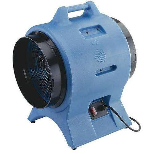 "17"" Axial Confined Space Fan, Americ, GVAF3000B"