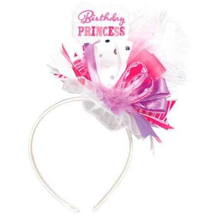 Birthday Princess Deluxe Headband (1ct)