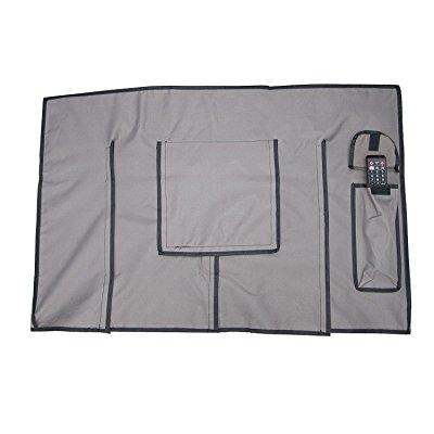 Titan outdoor tv cover weatherproof universal television ...