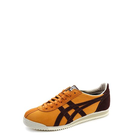 separation shoes 0797f 9cae8 Asics Onitsuka Tiger Tiger Corsair Sneakers D5N3L.7162 Tan/Dark Brown