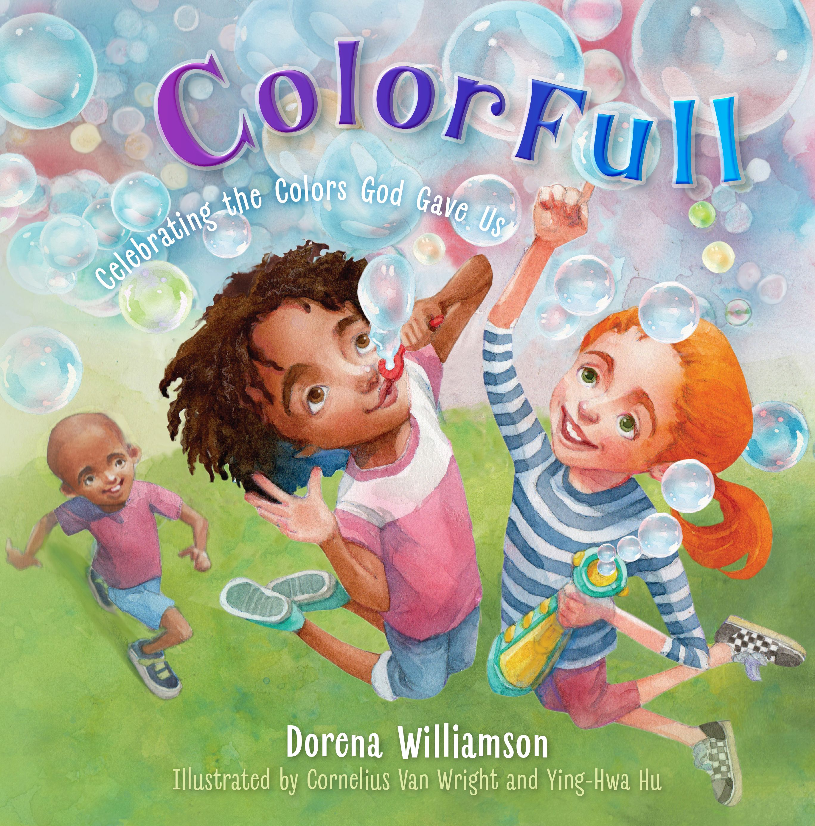 Colorfull: Celebrating the Colors God Gave Us (Hardcover)