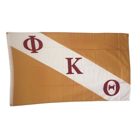 Phi Kappa Theta Chapter Flag 3 Feet x 5 Feet - Walmart.com