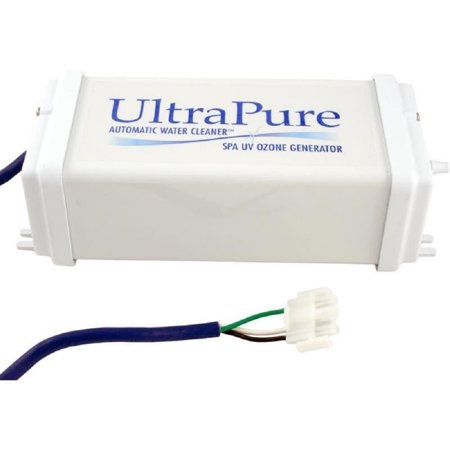Ultra Pure 1006521 240V Spa UV Ozone Generator with 4-Pin AMP Cord Line Uv Ozone Generator