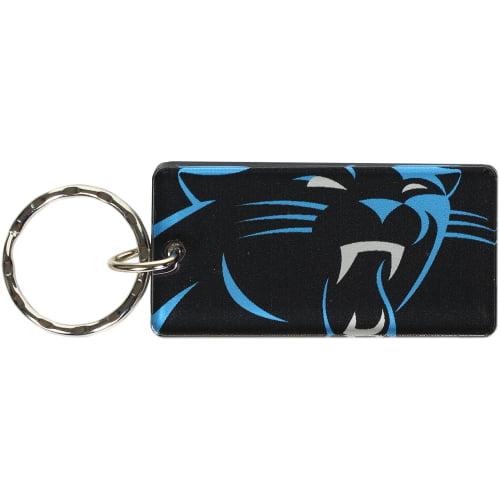 Carolina Panthers Acrylic Mega Keychain - No Size