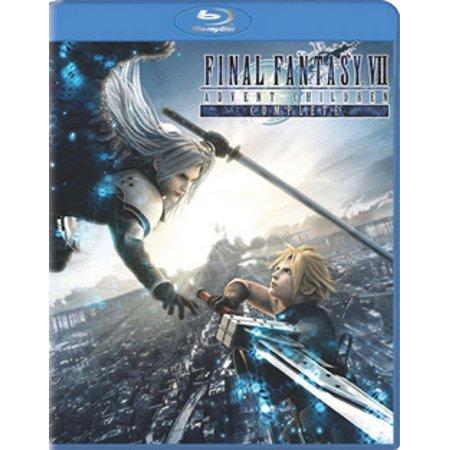 Final Fantasy VII: Advent Children (Kit Blu Ray)