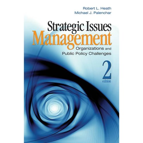 Strategic Issues Management: Organizations and Public Policy Challenges