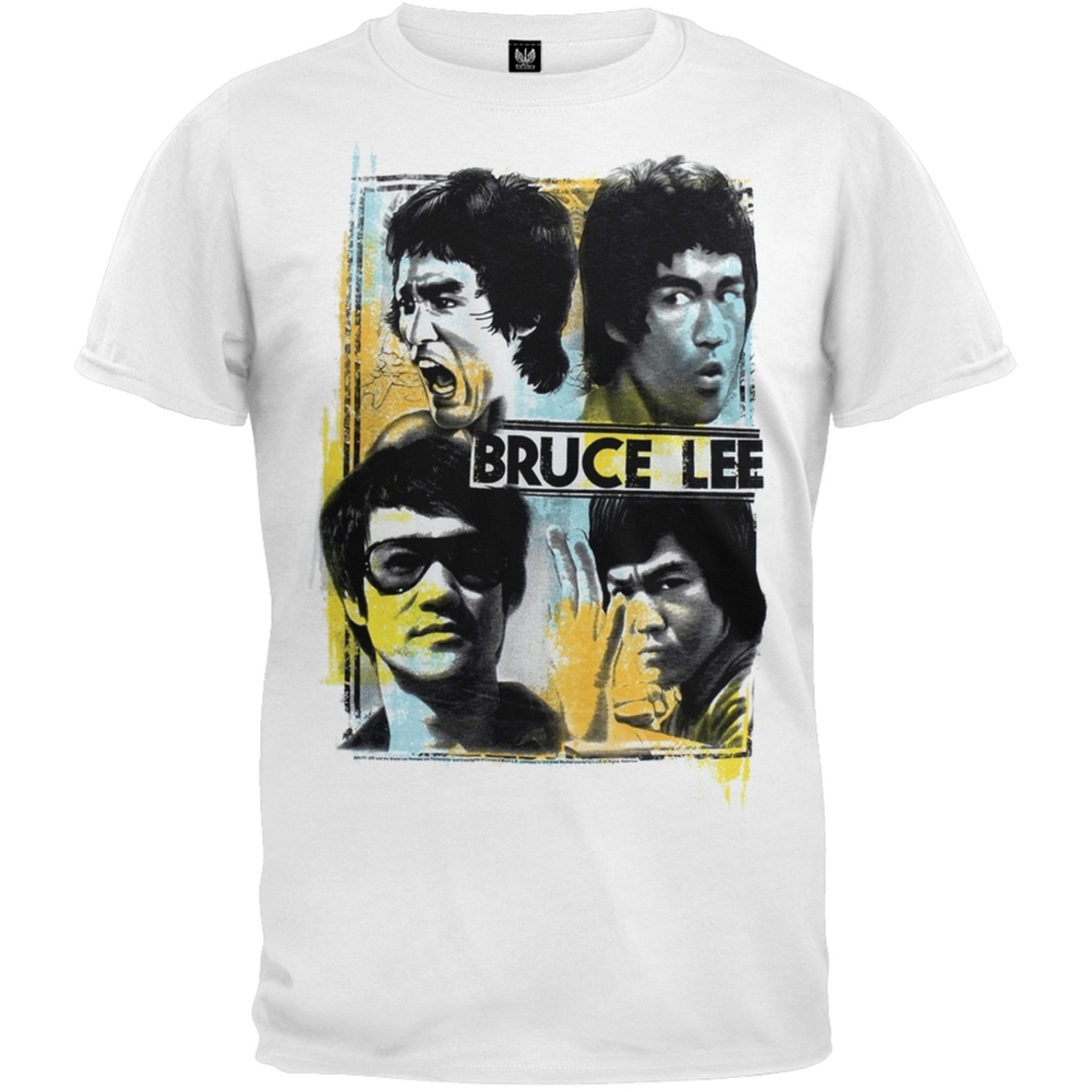 Bruce Lee - Faces T-Shirt