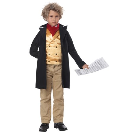 Famous Composer/Beethoven Child Costume](Famous People Costumes)