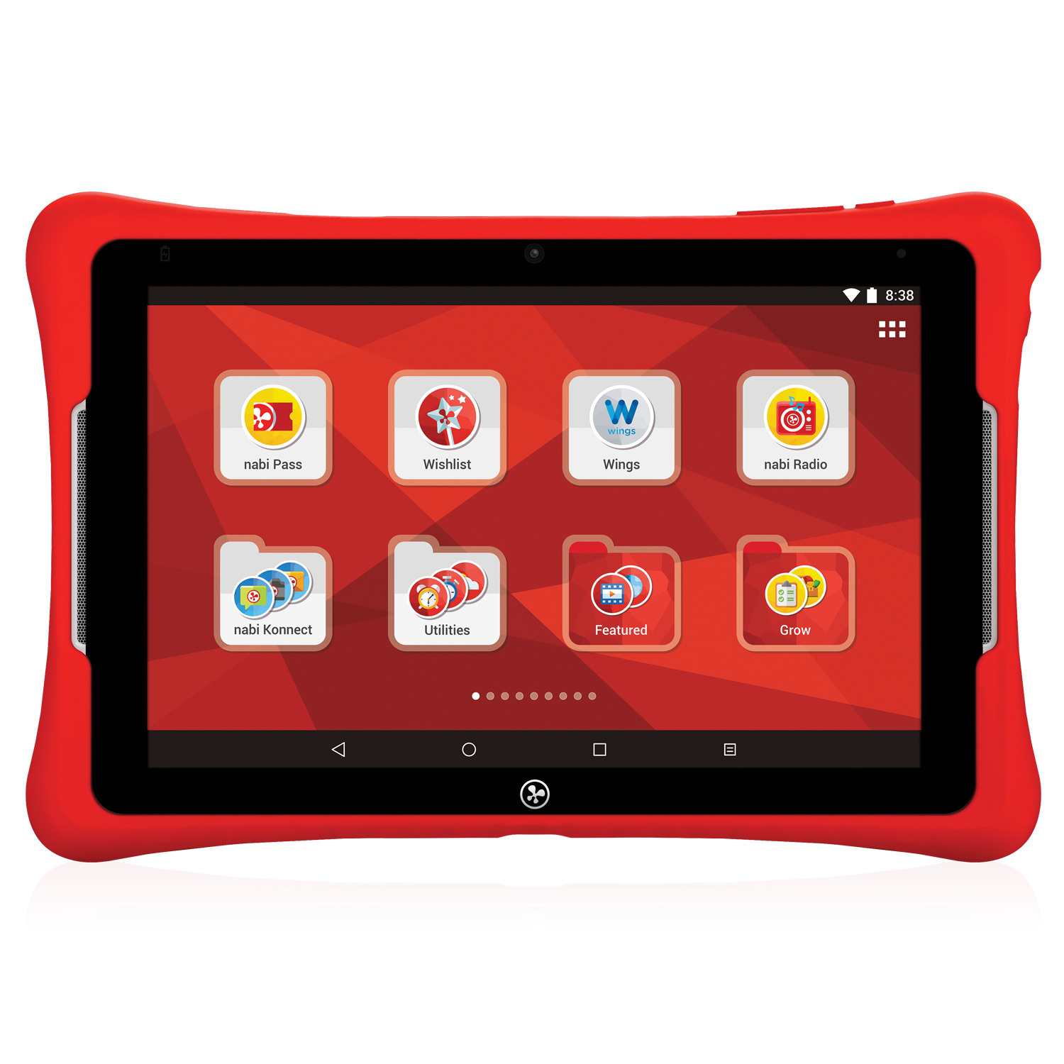 nabi Elev-8 Kid Learning Tablet 32GB