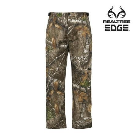 - Scent Blocker Men's Cotton 6 Pocket Pant Realtree EDGE W/ S3 Silver Anti-Microbial Technology-(2XL)