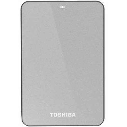 Toshiba 1tb usb 3.0 portable external hard drive with backup software, Silver