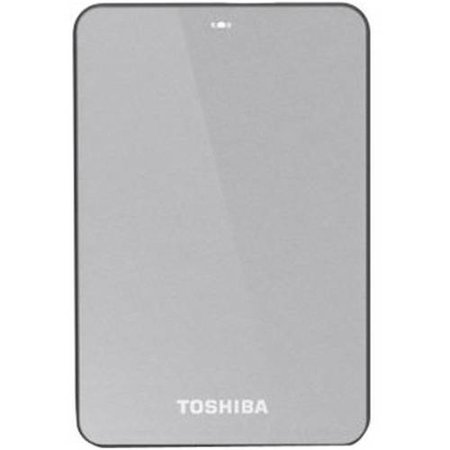 Review Toshiba 1tb usb 3.0 portable external hard drive with backup software, Silver Before Too Late