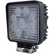 Hella Helh71030401 Worklamp Optilux 4Sq Led Mv Cr
