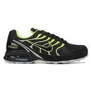 Nike Men's Air Max Torch 4 Running Shoe Black/Volt/Atmosphere Grey Size 8.5 M US