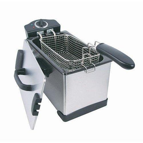 E-Ware 2.5 Liter Electric Deep Fryer