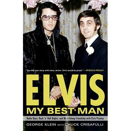 Elvis: My Best Man - eBook