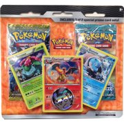 Pokemon 2015 BW 3-2-1 Double Blister