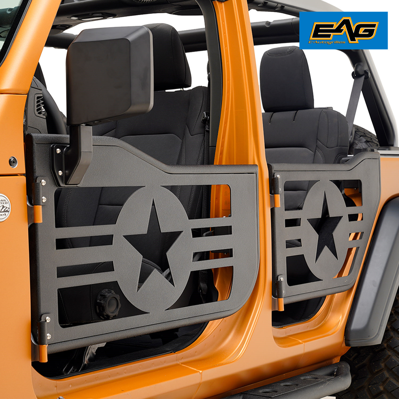 EAG 2018-2019 Jeep Wrangler JL (4 Door Only) Military
