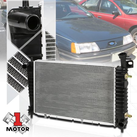 Aluminum Radiator OE Replacement for 86-93 Ford/Mercury Taurus/Sable dpi-890 87 88 89 90 91 -