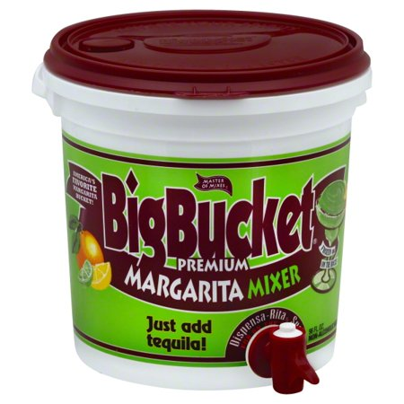 Master of Mixes Big Bucket Margarita Mix, 96 Fl (Mary Margaret Once Upon A Time Fashion)
