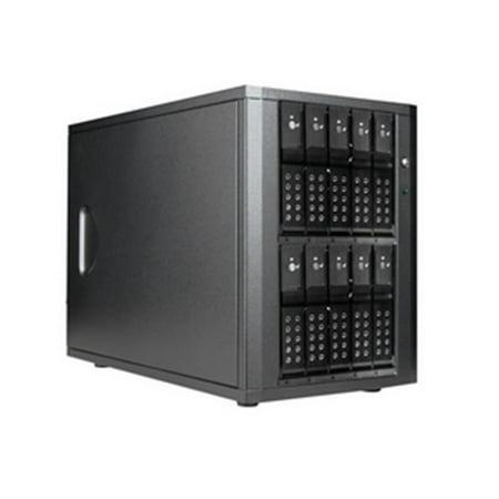 iStarUSA DAGE1040DEBK-PM Esata-port Multiplier Trayless Hot Swap Enclosures - Black