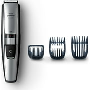 Philips Norelco Beard Trimmer Series 5100, BT5210, Cordless Hair Clipper and Groomer for Face, 3 Attachments - NO BLADE OIL Needed