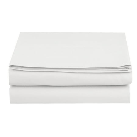- Fitted Sheet ! - Elegant Comfort® Wrinkle-Free 1500 Thread Count Egyptian Quality 1-Piece Fitted Sheet, Queen Size, White