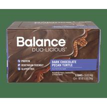 Granola & Protein Bars: Balance Duo-licious