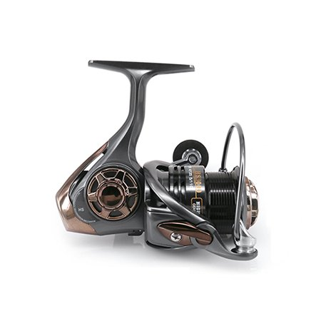 Spinning Fishing Reel 5+1 Ball Bearings Spinning Reels With Interchangeable Left/Right Hand - image 5 of 7